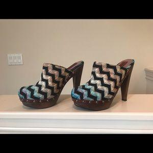 MISSONI multicolor sandal